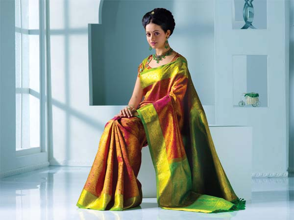 Actress bhavana in pulimoottil kancheevaram silks similar articles thecheapjerseys Image collections