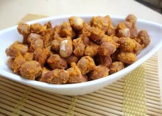 Masala Peanuts-peanut masala