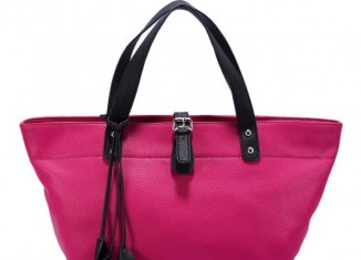 pink ladies handbag