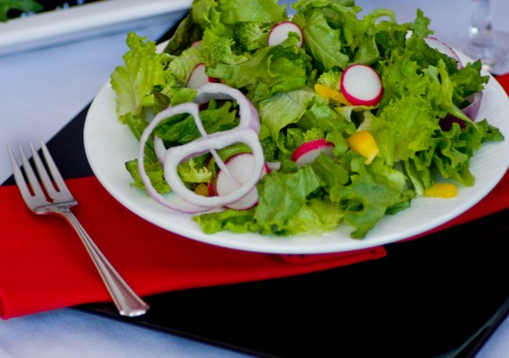 Food Photography - Green Salad
