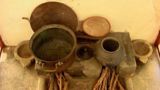 Ancient Indian Kitchen Utensils