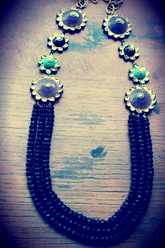 artificial beads necklaces from just jewellery