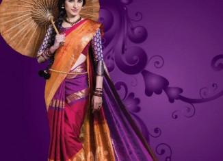 designer full sleeves blouses for kanjeevarams from nalli silks