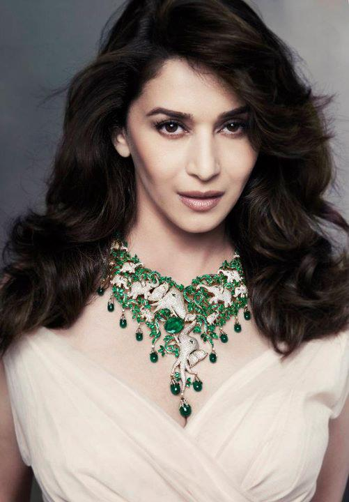 madhuri-dixit-emeralds-for elephants-campaign