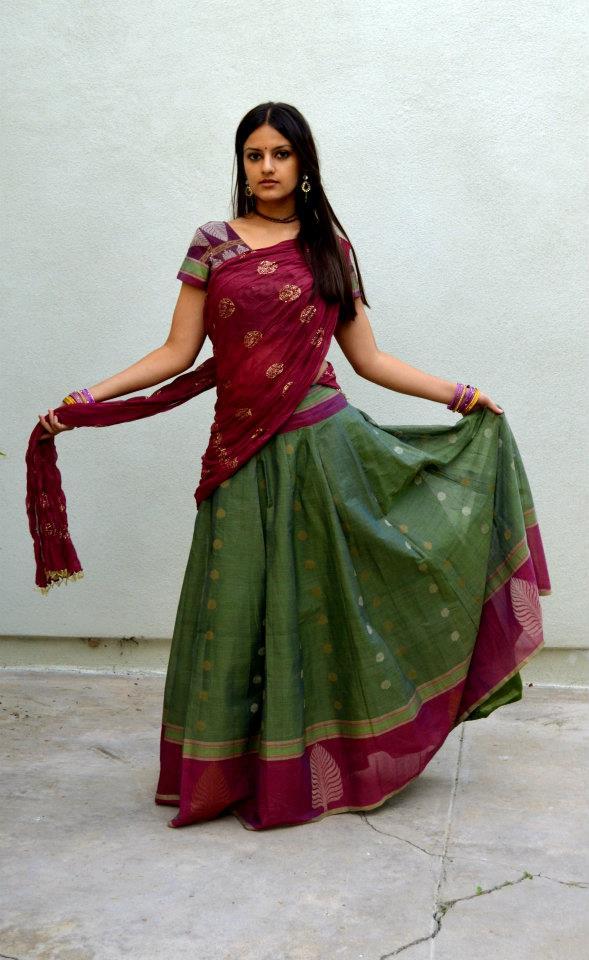 south-indian-cotton-lehengas-rgfashions