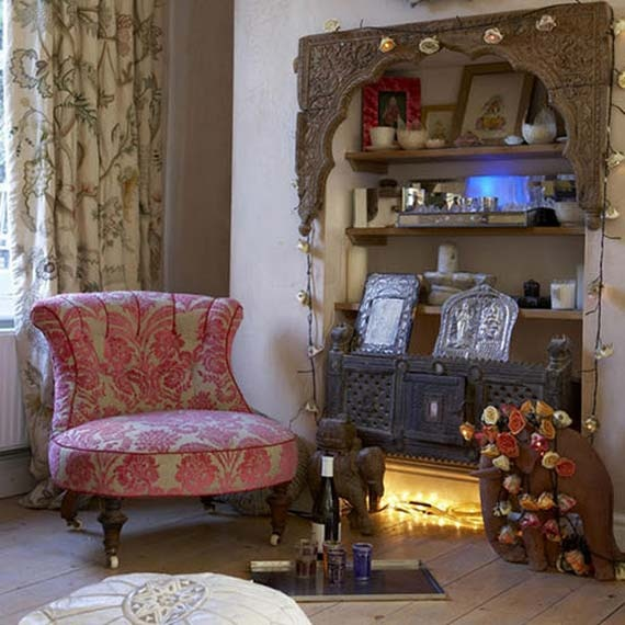 Ethnic Indian Living Room Interiors Part 73