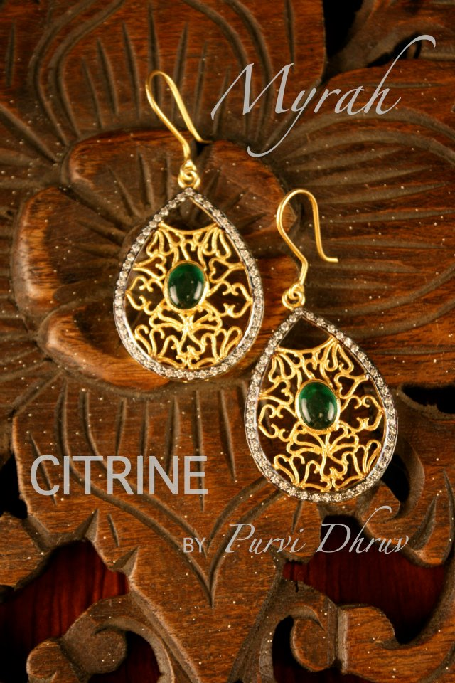 CITRINE-Myrah-Earrings-Collection