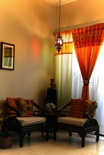 Ethnic Indian Living Room Interiors Part 48
