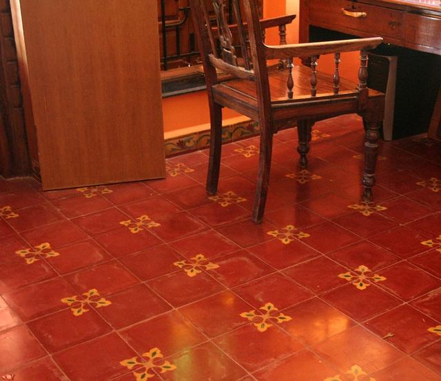 Athangudi Tiles Chettinadu Style Interiors