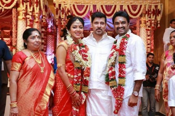 Amala Paul - Vijay Wedding Photos, Marriage