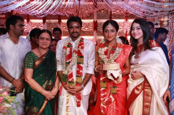 Ramaya-VJ-At-Director-Vijay-Amala-Paul-Wedding-Photo-3