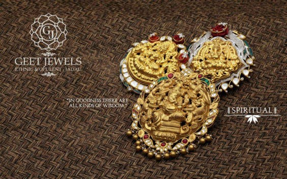 temple pendants from geet jewels