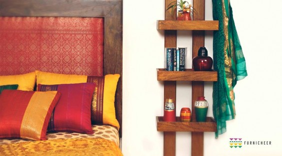 wood shelf from furnicheer-ethnic-furniture